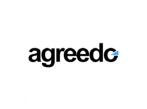 logo de l'outil collaboratif Agreedo