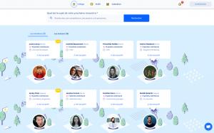 interface de la plateforme ShaKaï